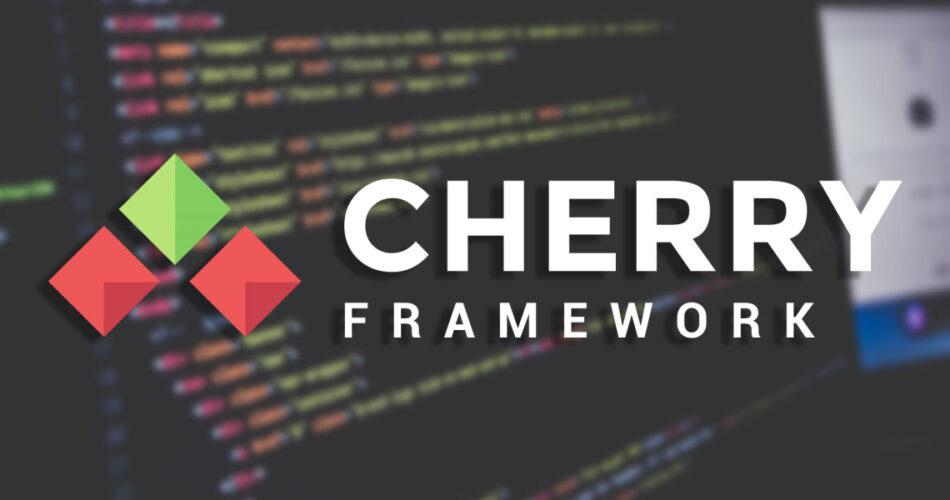 Test motywu opartego oCherry Framework v5 – TemplateMonster