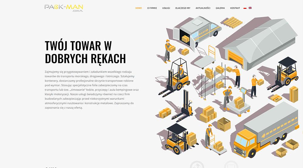packman - projekt