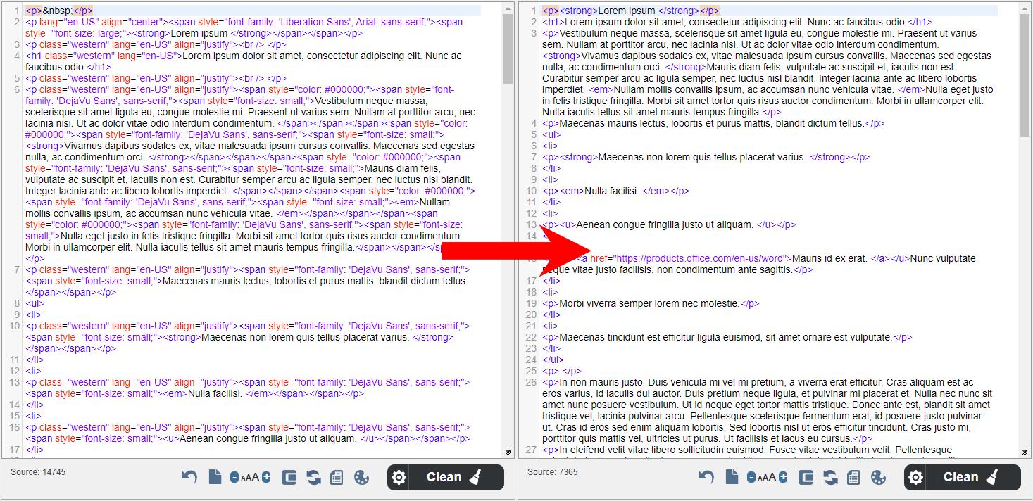 edytor wizualny html wysiwyg